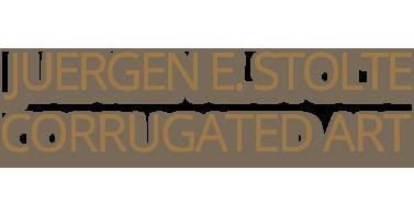 Juergen E. Stolte - Corrugated Art